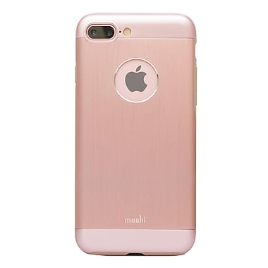 Moshi – Étui iGlaze Armour pour iPhone 7 Plus, rose doré (99MO090251)
