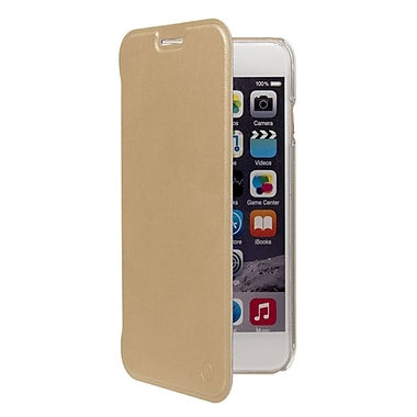 Muvit Folio Case iPhone 7, Gold (MUFLC0019)
