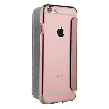 Muvit – Étui Folio pour iPhone 7 Plus, or rose (MUFLC0021)