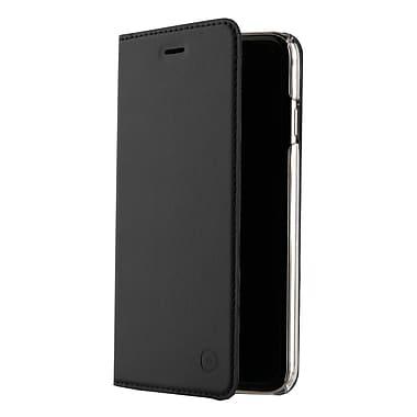 Muvit – Étui Folio pour iPhone 7, noir (MUFLS0045)