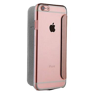 Muvit – Étui Folio pour iPhone 7 Plus, or rose (MUFLC0024)
