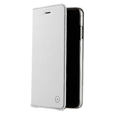 Muvit – Étui Folio Stand pour iPhone 8+/7+ noir (MUFLS0051)