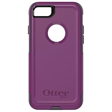 OtterBox – Étui Commuter pour iPhone 7, façon prune (7753900)