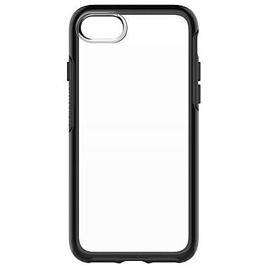 OtterBox - Étui Symmetry pour iPhone 7, cristal noir (7753952)