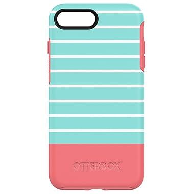 OtterBox – Étui Symmetry pour iPhone 7 Plus, rose menthe (7754024)
