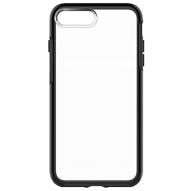 OtterBox – Étui Symmetry transparent pour iPhone 7 Plus, noir et transparent (7753954)