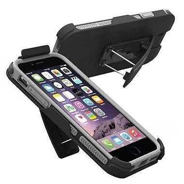 Puregear – Étui Slim Shell pour iPhone 8 Plus/7 Plus, transparent/noir (61603PG)