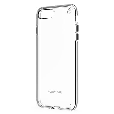Puregear – Étui Slim Shell pour iPhone 7 Plus, transparent/transparent (61590PG)