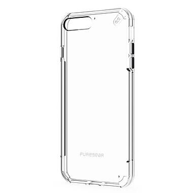 Puregear – Étui Slim Shell Pro pour iPhone 8Plus/7, transparent/transparent (61592PG)