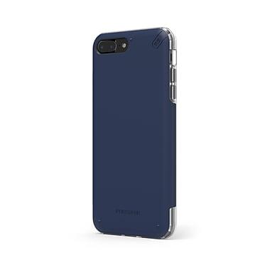 PureGear - Étui DualTek Pro pour iPhone 7 Plus, bleu/transparent (61600PG)