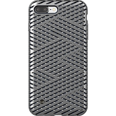 STI:L – Étui KAISER II pour iPhone 7 Plus, titane (SB2AIHT13MMTN)