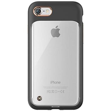 STI:L – Étui Monokini pour iPhone 8/7, noir charbon (SB2AIHT01MCBK)
