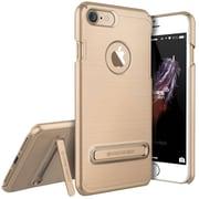 VRS Design - Etui protecteur Simpli Lite iPhone 8/7 or lustré (VRIP7SPLGD)
