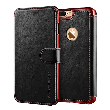 VRS Design - Etui protecteur Simpli Lite iPhone 8 Plus/7 Plus or deux tons (VRIP7LDDBK)
