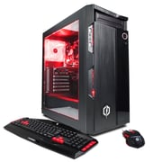 CyberPowerPC Gamer Ultra GUA600 Gaming PC, 3.5 GHZ AMD FX, 16 GB DDR3, 2 TB, NVIDIA GeForce GTX 1050 Ti , Win10
