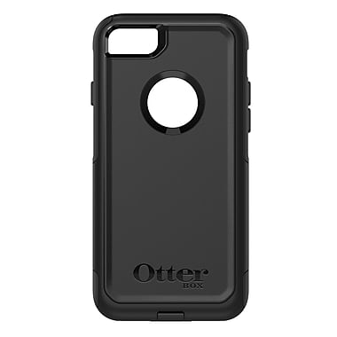OtterBox Commuter Case for iPhone 7/8, Black (77-53897)