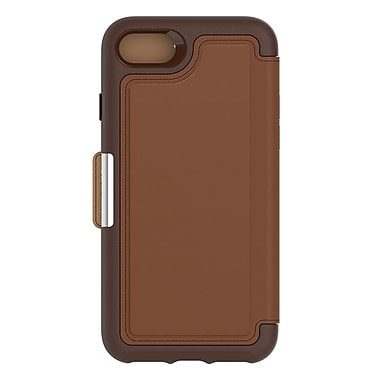 OtterBox - Étui Strada pour iPhone 7, brun (77-53973)