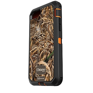 OtterBox - Étui Defender pour iPhone 7, orange Realtree Max-5 (77-53927)