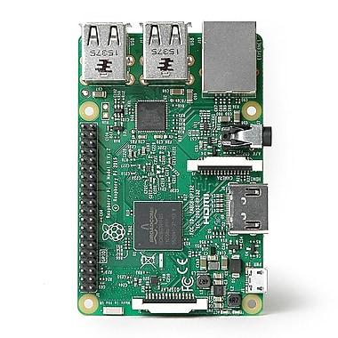 Raspberry Pi 3 – Carte de projet d'ordinateur modèle B, 1 Go (83-17300)