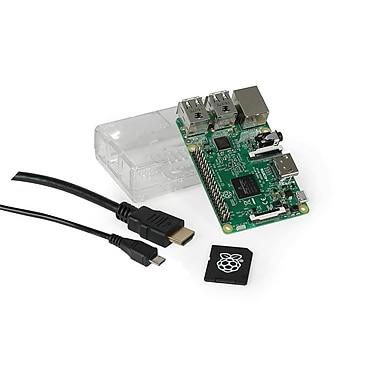 Raspberry Pi™ 3 – Trousse multimédia pour modèle B (83-16562RK)