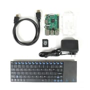 Raspberry Pi™ 3 Model B Complete Kit (83-16565RK)