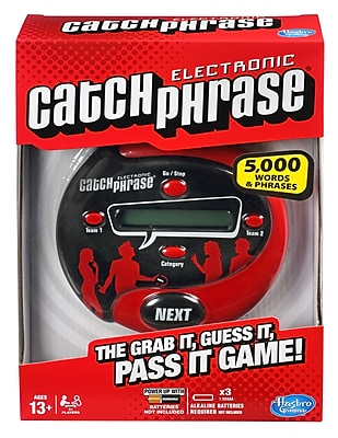 Catch Phrase Game