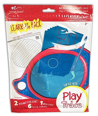 Play & Trace Learning Activity Pack