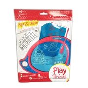Play & Trace Princess Dress Activity Pack