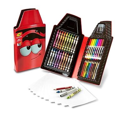 Crayola Scarlet Tip Art Kit (04-6807) 2237993