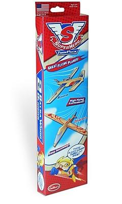 Glider No. 42: Super Hero Twin Pack