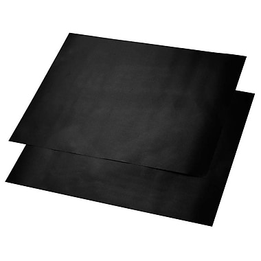 BBQ Grill Mat Set of 2 Nonstick for Grilling Barbecue or Baking