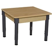 Wood Designs Square Activity Table; 30'' L x 30'' W