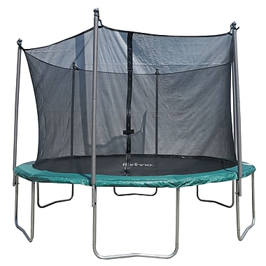 Furinno Round Trampoline w/ Safety Enclosure