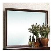 A&J Homes Studio Alisa Rectangular Dresser Mirror