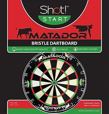ShotDarts Matador Bristle Dartboard