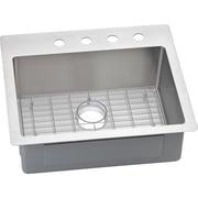 Elkay Crosstown 25'' x 22'' Stainless Steel Single Bowl Dual Mount Kitchen Sink