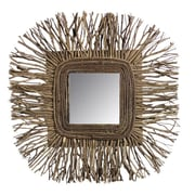 Essential Decor & Beyond Tea Tree Wooden Twig Mirror