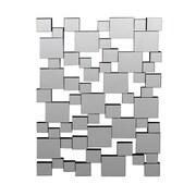 Essential Decor & Beyond Modern Accent Wall Mirror