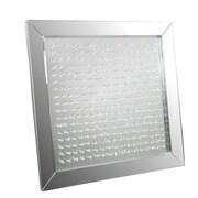 Essential Decor & Beyond Modern Glass Mirror w/ Crystal