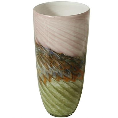 Essential Decor & Beyond Glass Vase