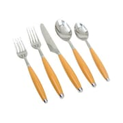 Fiesta Fiesta 5 Piece Flatware Set; Lemongrass