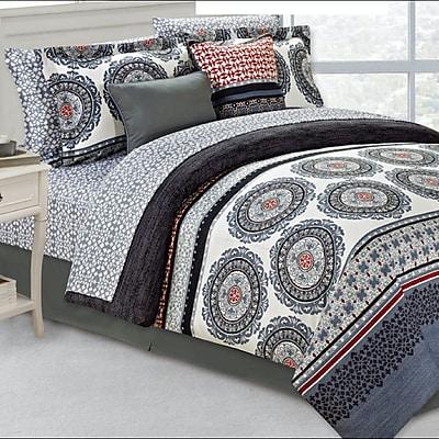 Manhattan Heights Donatello 10 Piece Comforter Set; King