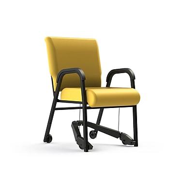 Comfor Tek Seating Mobility Assist 22'' Metal Arm Chair; Lemon