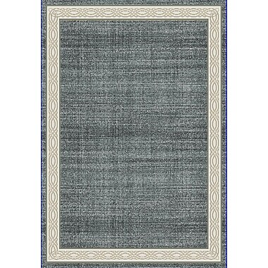 Dynamic Rugs Yazd Gray Area Rug; Runner 2' x 7'7''
