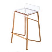 Statements by J Acrylic Counter Stool