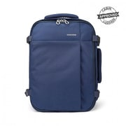 "Tucano BKTUG-M-B, TuGo Travel Backpack Fits Laptops Up to 15.6"", Blue"