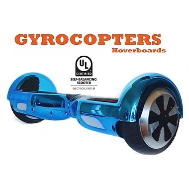 Planche gyroscopique L1, certification UL 2272, chrome bleu (HVRBRDUL2272CRBLU)