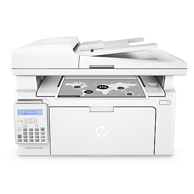 HP® LaserJet Pro M130fn All-in-One Printer (G3Q59A#BGJ)
