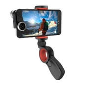 "Olloclip OC-0000202-EU, PIVOT for Smartphones 4""-5.5"", Black/Red"