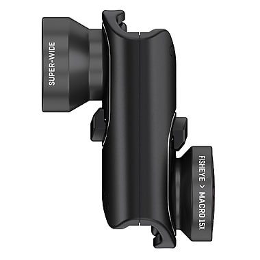 Olloclip OC-0000213-EU, Core Lens for iPhone 7/7 Plus, Black